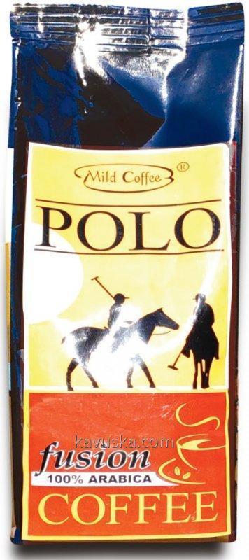 Кава мелена Polo Fusion 100 г