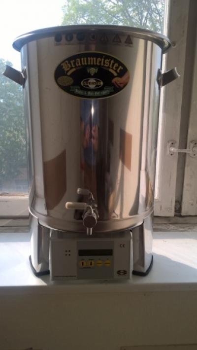 Домашняя пивоварня english как сделать самогонный аппарат без змеевика