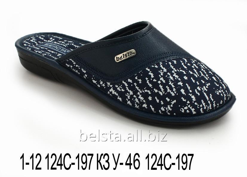 Женские тапочки 1-12 124С-197 КЗ У-46 124С-197