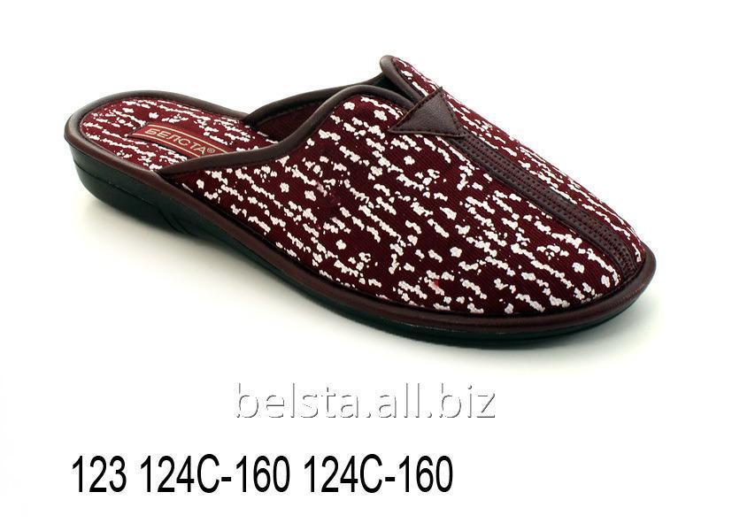 Женские тапочки 123 124С-160 124С-160