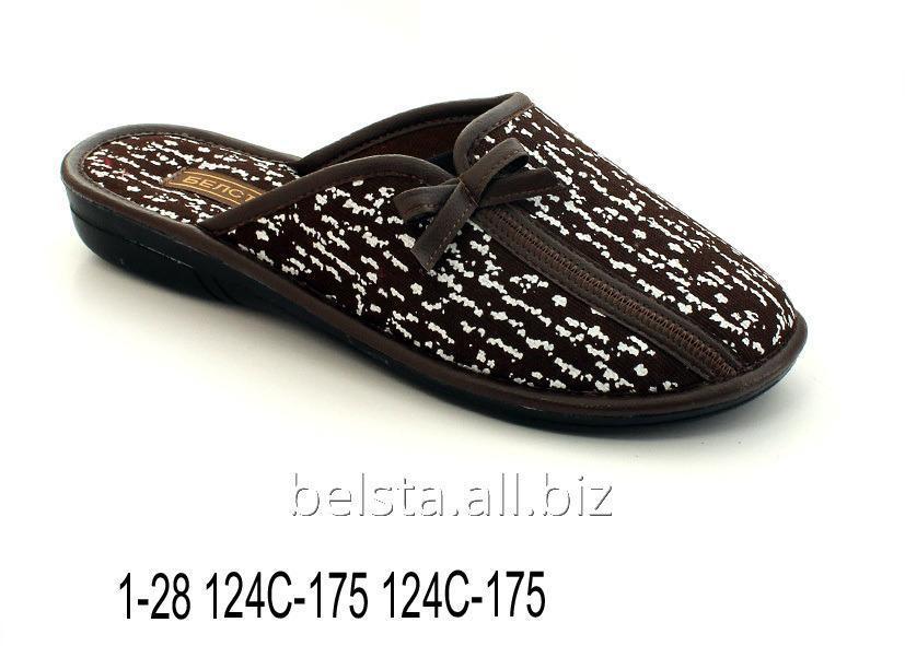 Женские тапочки 1-28 124С-175 124С-175