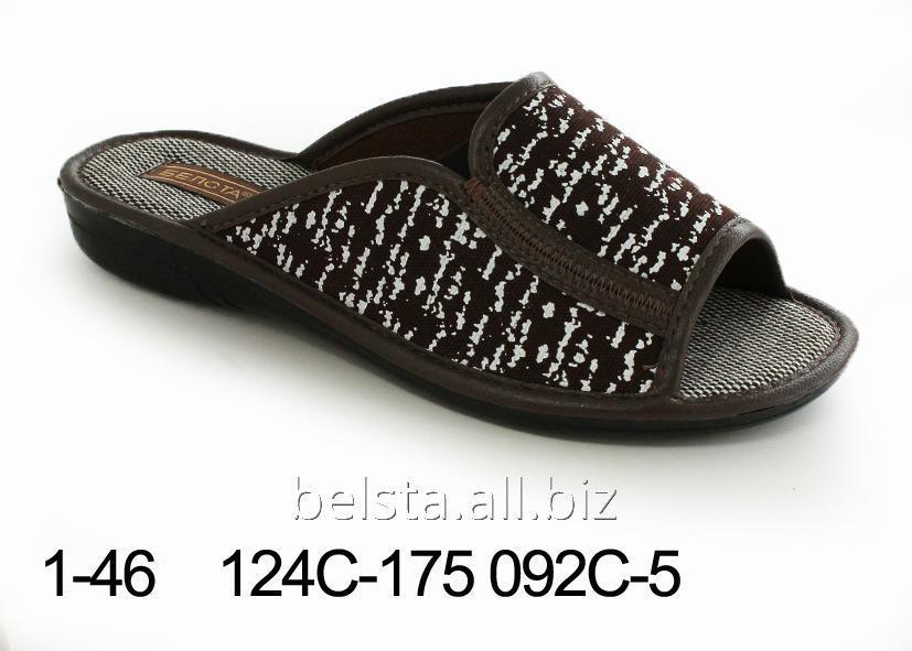 Женские тапочки 1-46 124С-175 092С-5