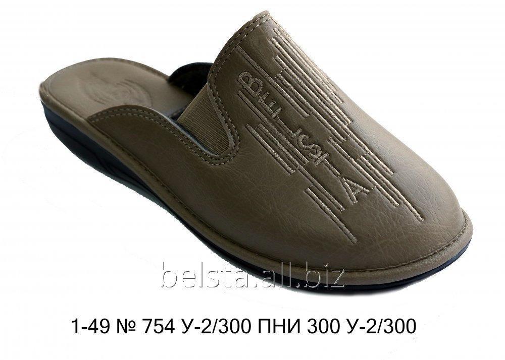 Женские тапочки 1-49 № 754 У-2-300 ПНИ 300 У-2-300