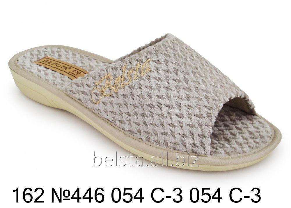 Женские тапочки 162 №446 054С-3 054С-3