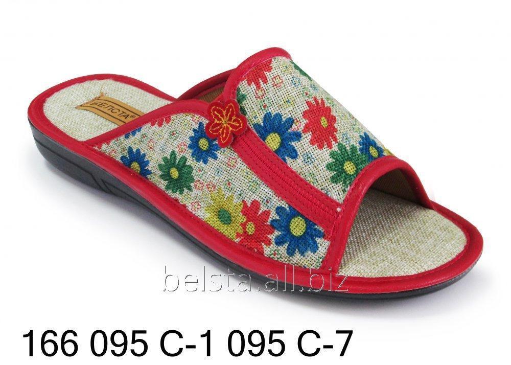 Papuci femei cu 166 095-1 095 c-7