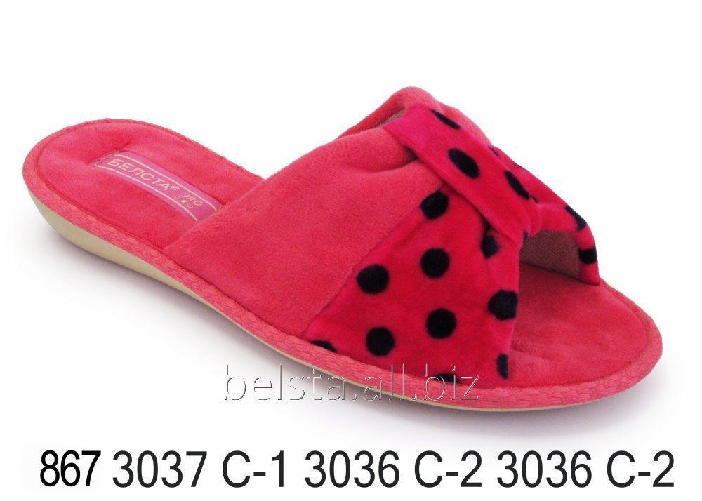 Женские тапочки 867 3037С-1 3036С-2 3036С-2