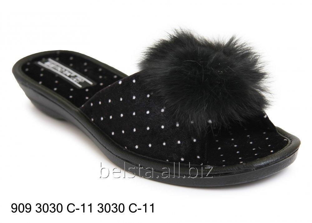 Women's slippers 909 3030S-11 3030S-11