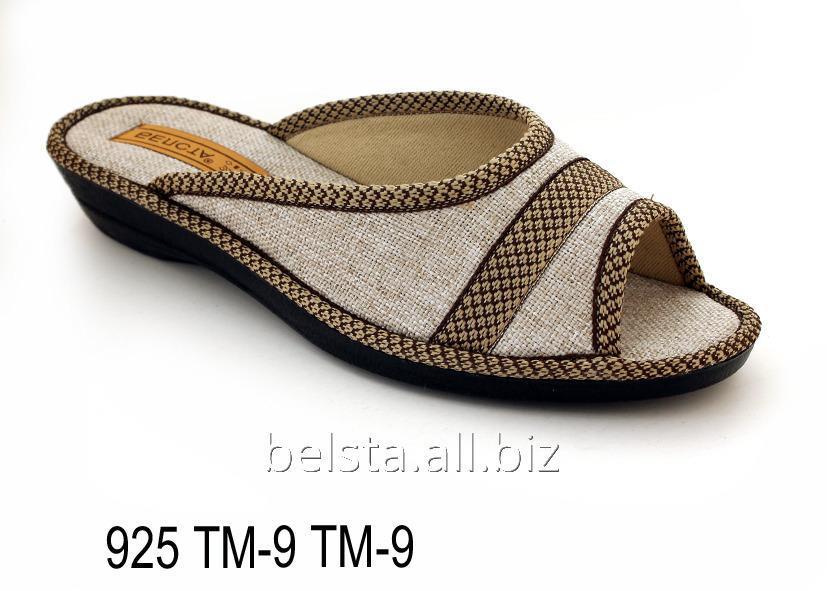 Женские тапочки 925 ТМ-9 ТМ-9