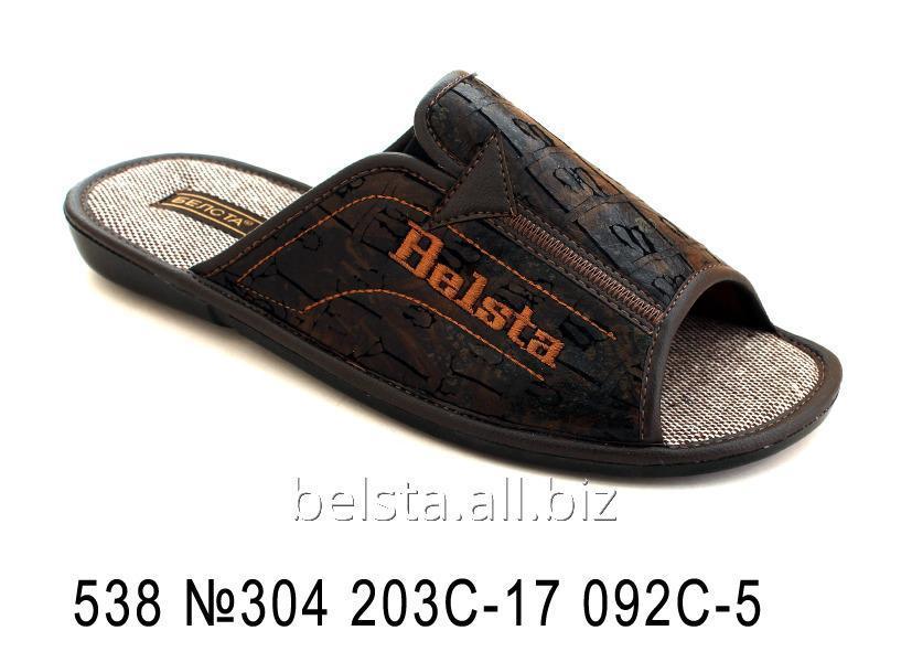 Barbati papuci 538 nr. 304 203 c-p 17 092-5