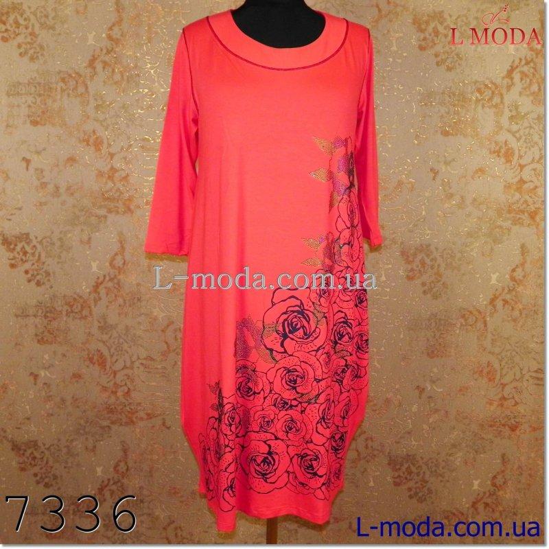 Платье сезон осень-весна, арт. 7336