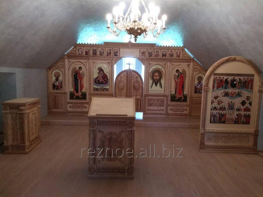 Buy Iconostasis elements, church utensils tree
