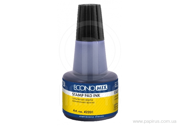 Paint stamp TM Economix, black