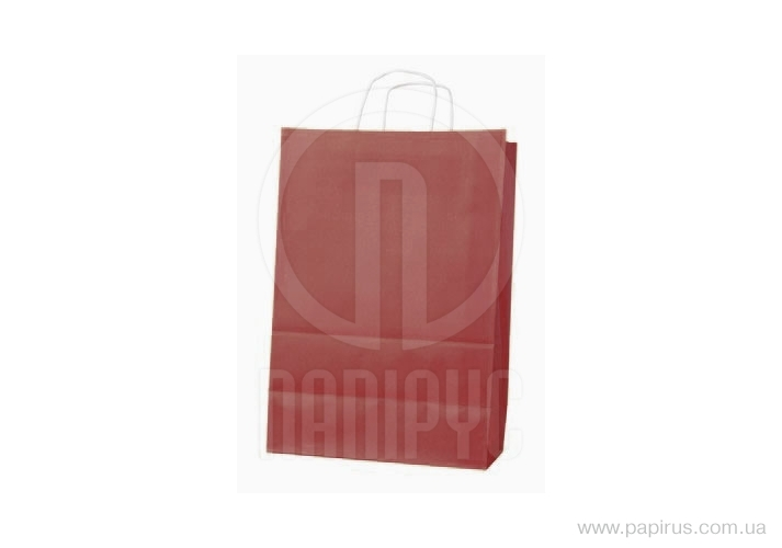 The package of Ecobag handles the size is 400х180х390 mm clare