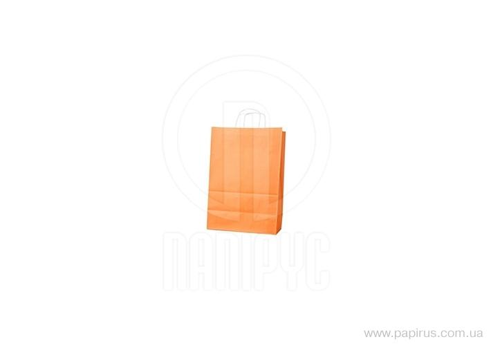 The package of Ecobag handles the size is 400х180х390 mm orange