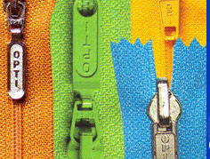 Buy The secret zipper of S44 the Ideal secret lightning for needs of light industry, has absolutely flat appearance, is invisible at a vshivaniye, a special design of the runner.