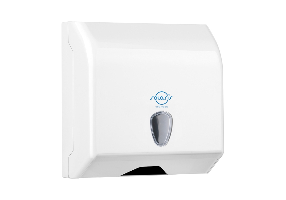 Buy Dispenser for paper towels of 695 plasticity white Marplas