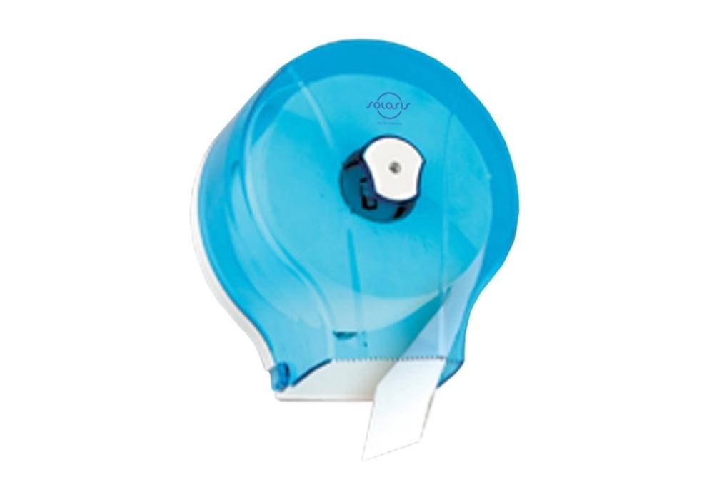 Купить Диспенсер для туалетной бумаги MJ1 пластик белый Джамбо Солярис