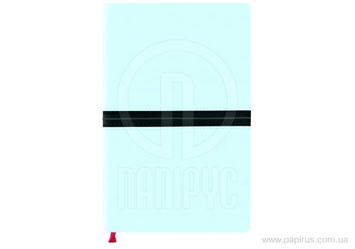 Купить Деловая записная книжка А5, Caprice, цвет обложки-голубо-черный
