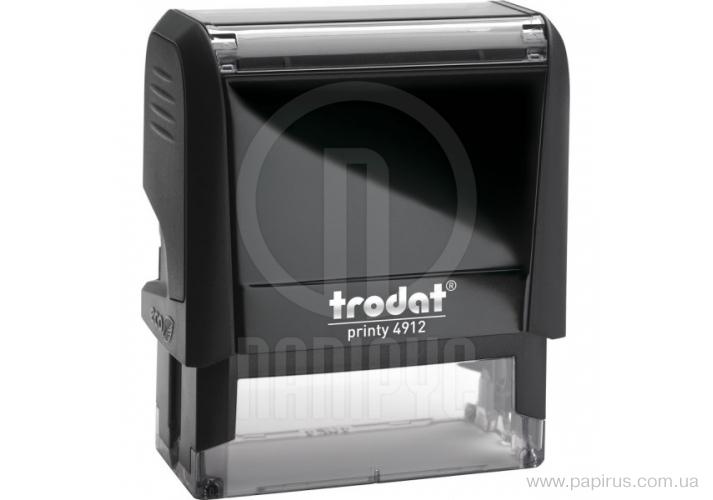 Купить Оснастка для штампа Тrodat 4912 Р4, черная
