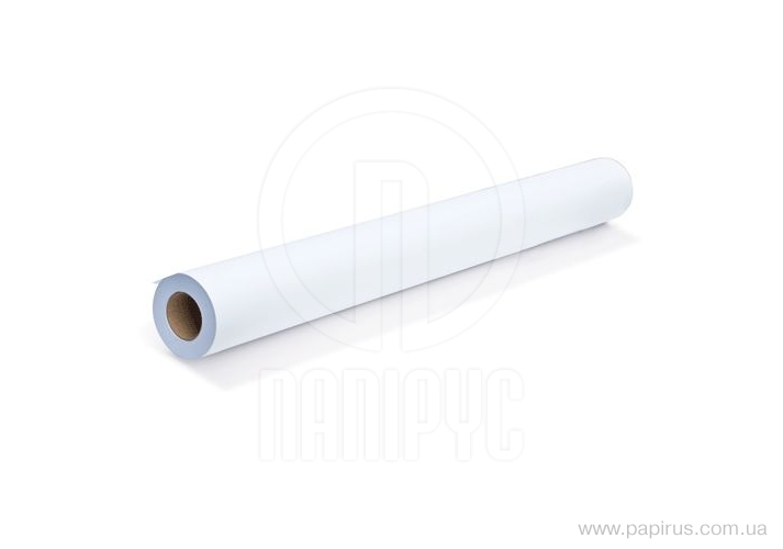 Paper for plotters rolled width is 610 mm length there are 50 m the A1 format +