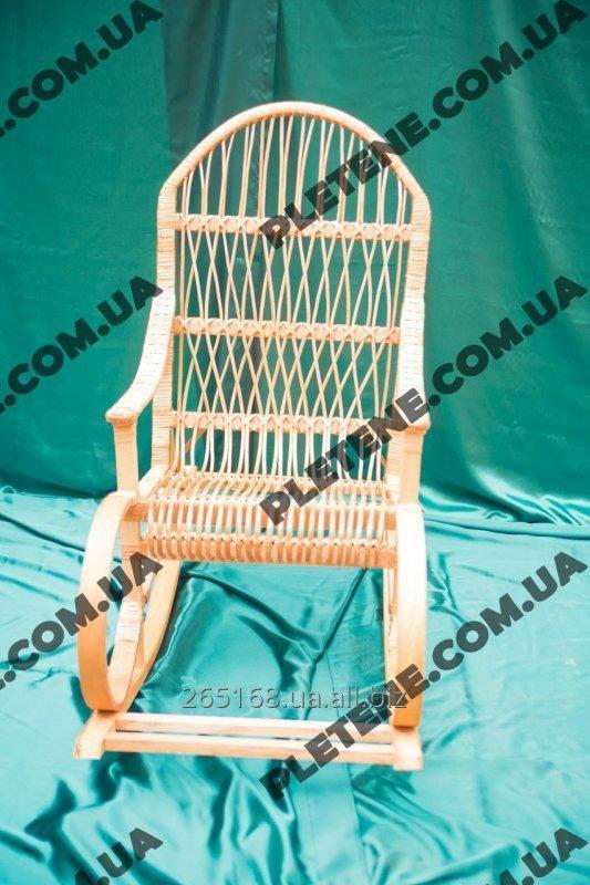 Купить Кресло - качалка из лози