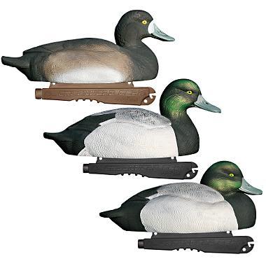Чучела уток чернети Avery Greenhead Gear Life-size Blue Bill Duck Decoys