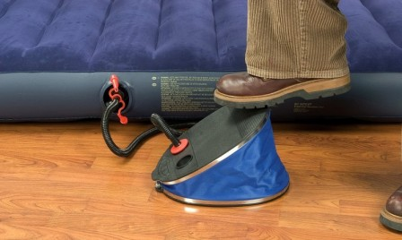 Насос ножной Intex 68610, 36 см