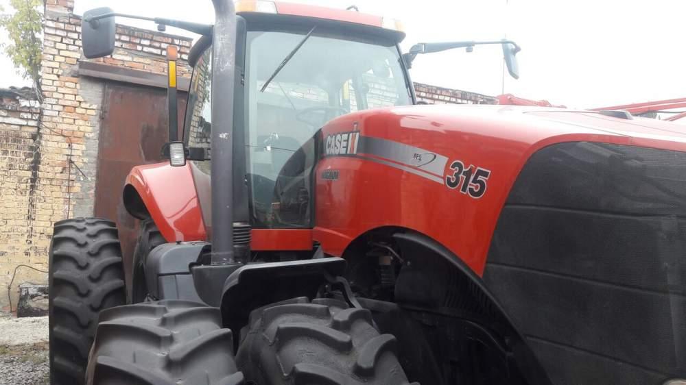 Купить Трактор колісний CASE-315