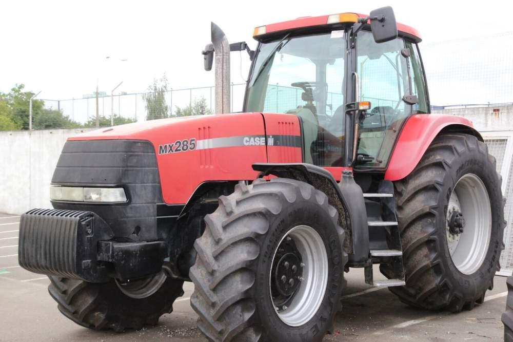 Купить Трактор колісний Case-285