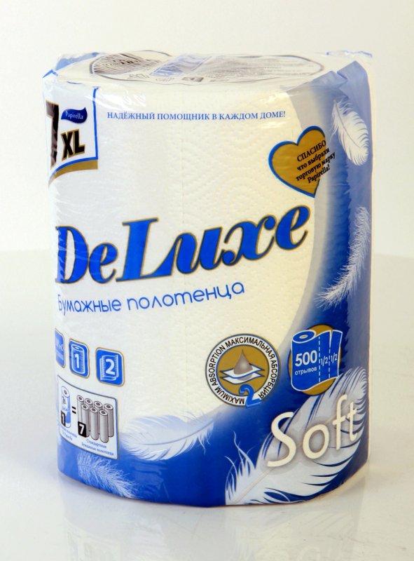 Бумажное полотенце Papirella DeLuxе 7xl
