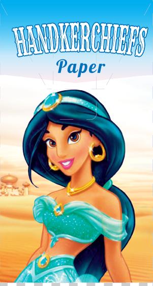 Носовые платки детские Princess