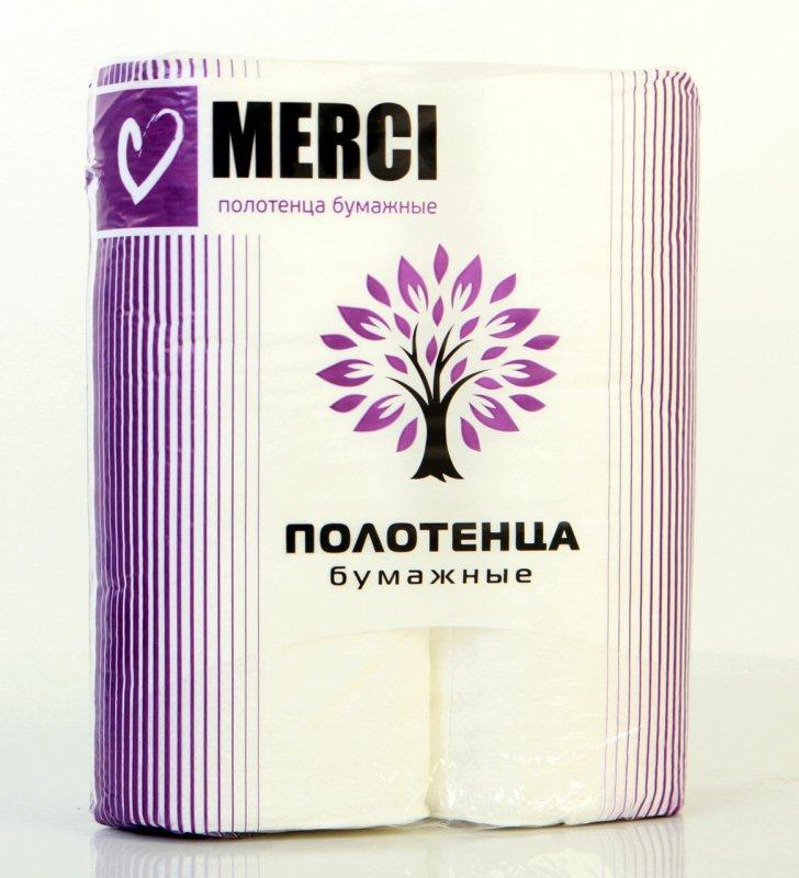 Бумажное полотенце Merci