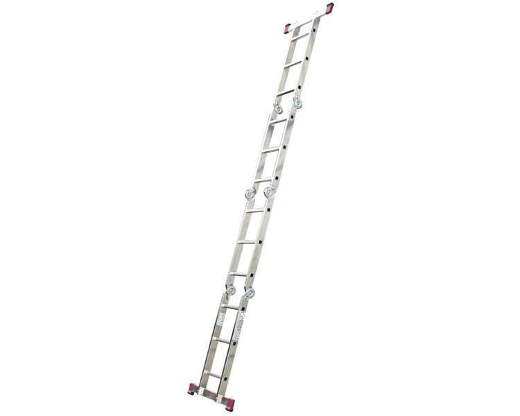 Купить Шарнирная универсальная лестница KRAUSE Corda MultiMatic (4x3)