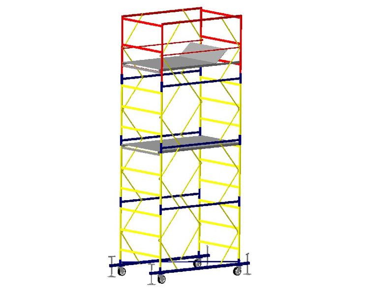 """Buy Tower tour of VIRASTAR """"OPTIMA"""" 3+1, flooring of 1,2х2,0 m"""