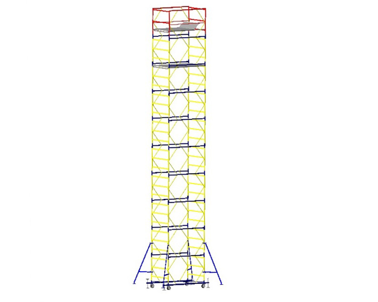 "Buy Tower-travel VIRASTAR «OPTIMA"" 9 + 1, flooring 1,2x2,0 m"