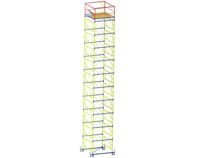 "Buy Tower tour of VIRASTAR ""PROFI"" (2,0х2,0 m) 10+1"