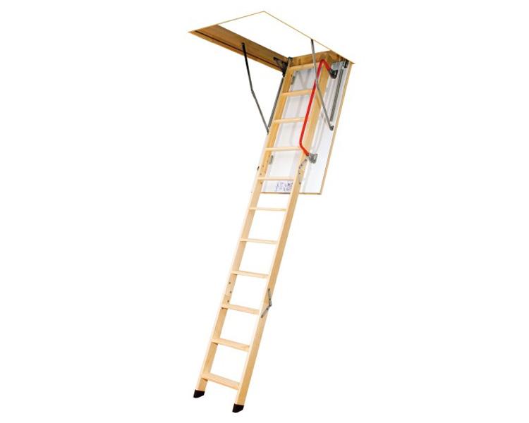 Купить Чердачная лестница FAKRO LWK Komfort 70x130 см