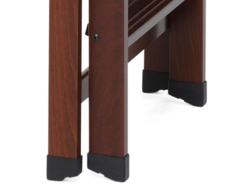 Folding step ladder stool of foppapedretti lo sgabello of