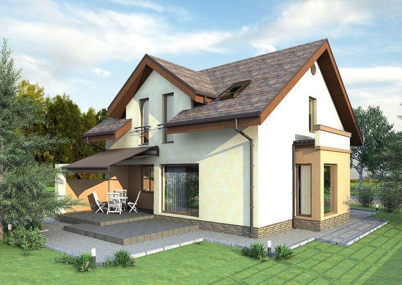 9a19d544f213 Проектирование дома. Проекты коттеджей. Архитектура.