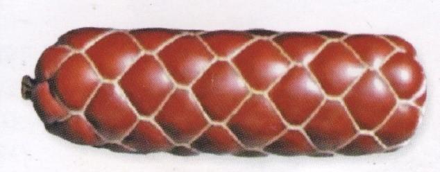 Honeycomb Grid sausage №6
