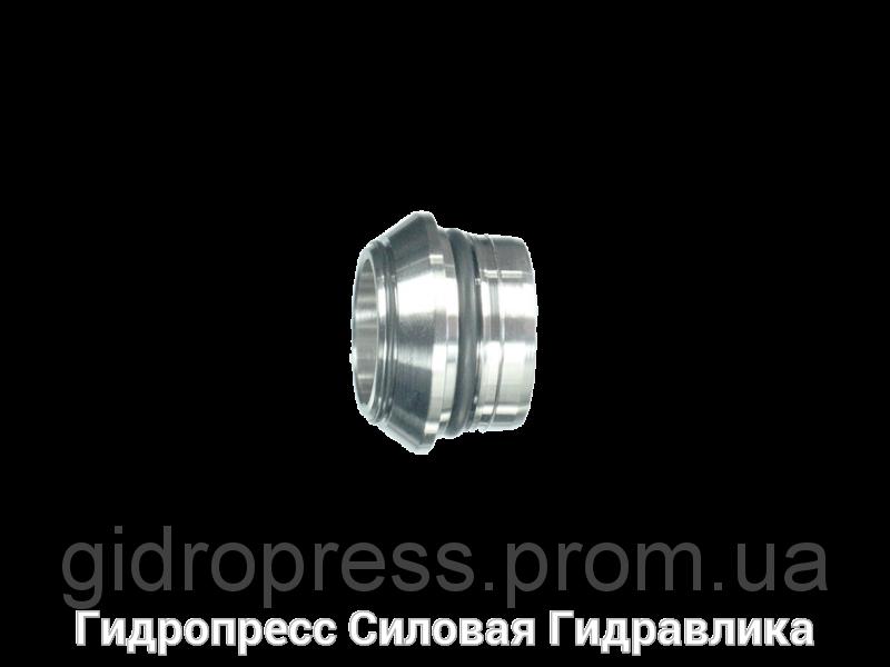 Прокладочные кольца с кольцом круглого сечения для резьбовых соединений Rubrik 7.5