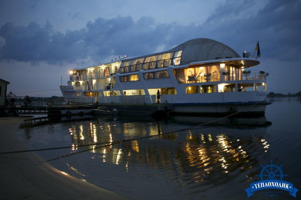 Buy Rent of the Saint Andrey motor ship
