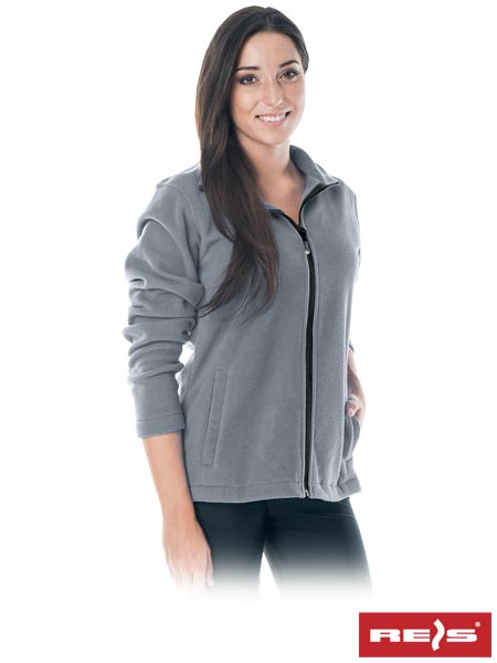 Winter women's sports/daily REIS jacket gray