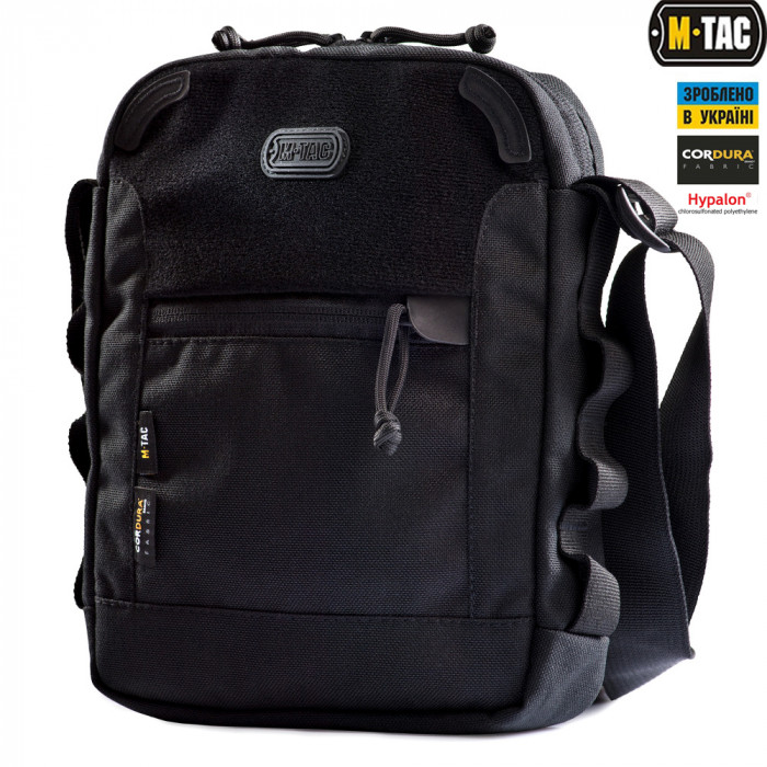 Сумка через плече Satellite Bag черная 10053002