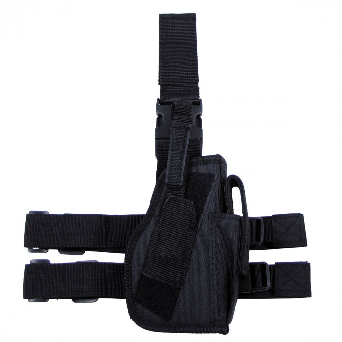 Buy Tactical holster of MFH black 30725A