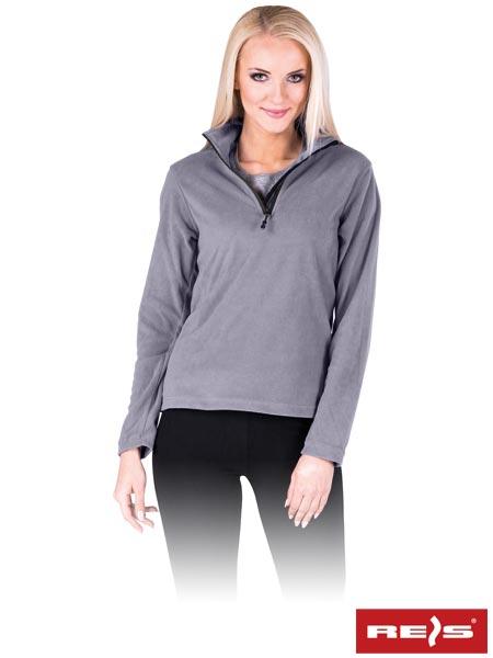 Winter women's sports/daily jacket fleece REIS gray