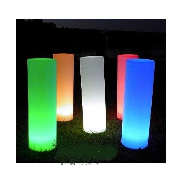 Buy ICE plastic element of a decor, column.