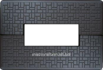 Купить Формы для изготовления плит под памятники. Плита под памятник №6
