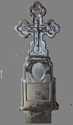 Формы для памятников из АБС и ПВХ, стеклопластиковые формы. Стелла №330