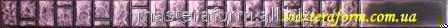 Формы столбов из АБС пластика. Форма №11 Кирпич фагот